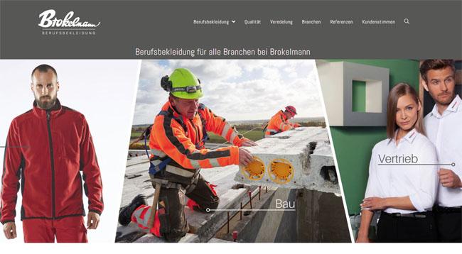 Brokelmann Berufsbekleidung